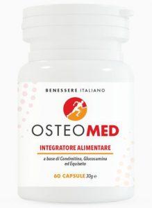 capsule osteomed integratore
