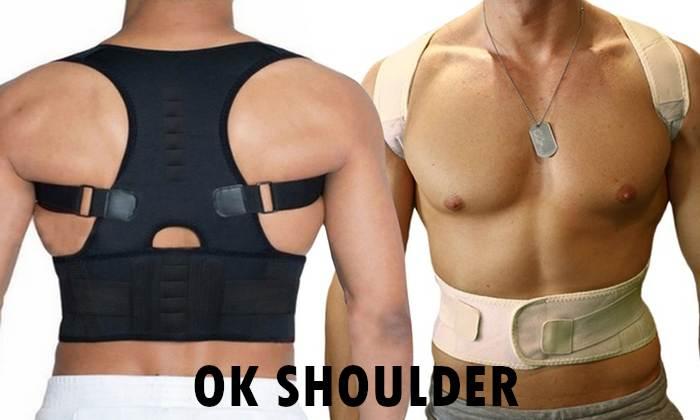 correttore posturale ok shoulder