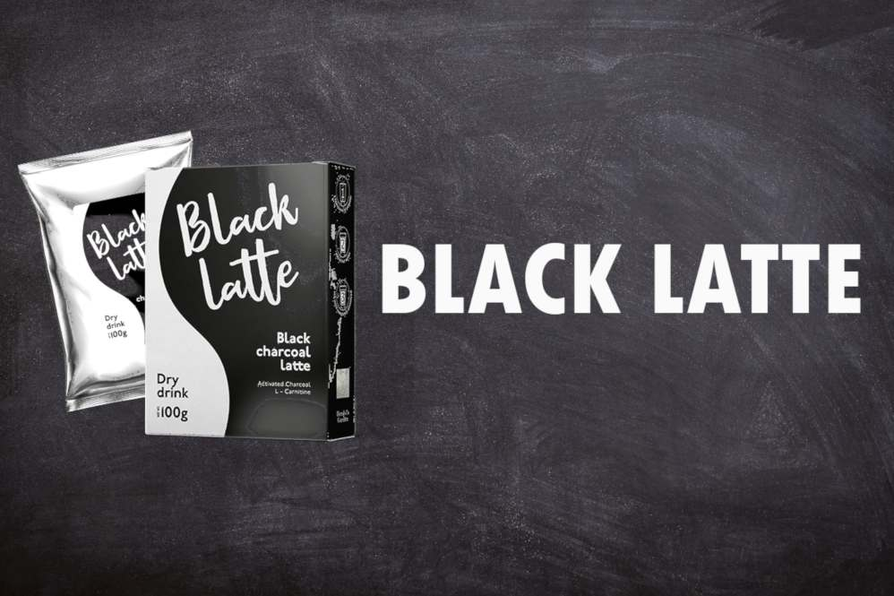 recensione completa black latte
