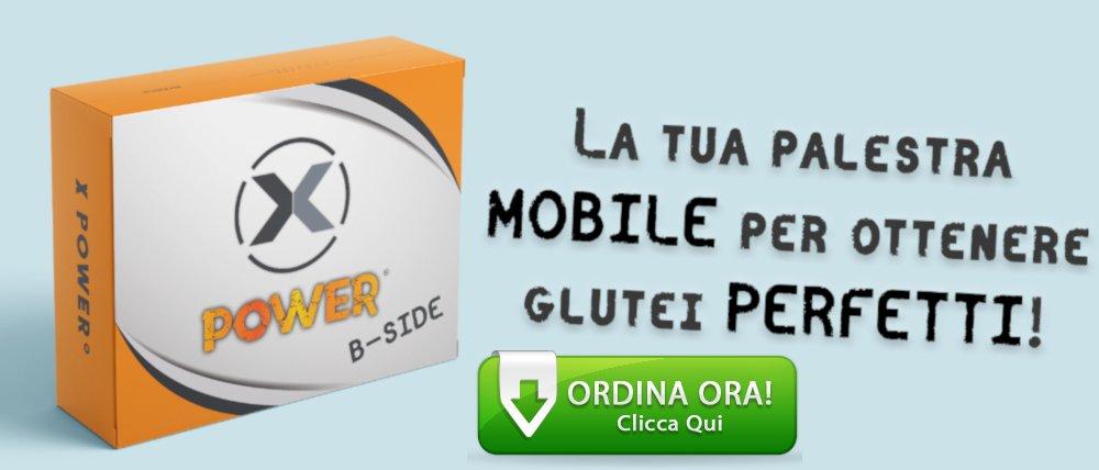 x power b side prezzo d'acquisto