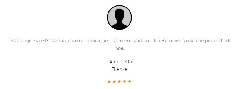 opinioni hair remover