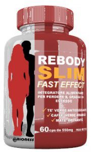rebody slim integratore dimagrante