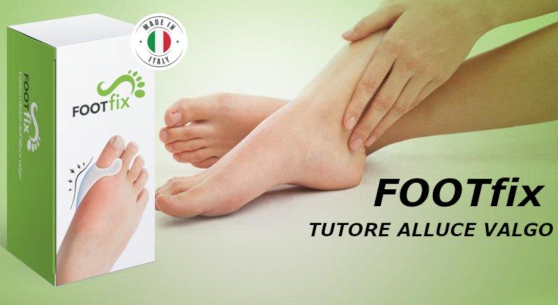 recensione footfix tutore alluce valgo