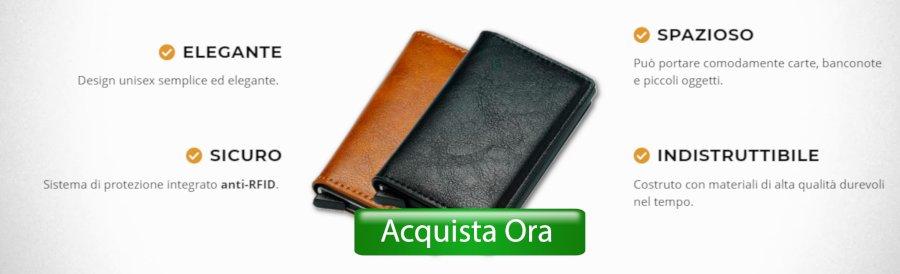 x wallet prezzo