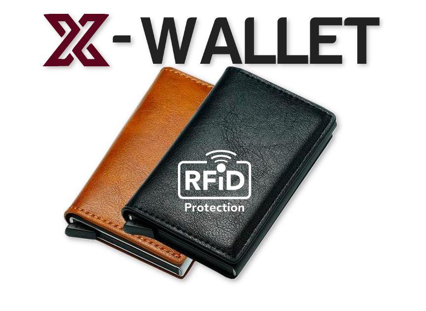 x wallet recensione