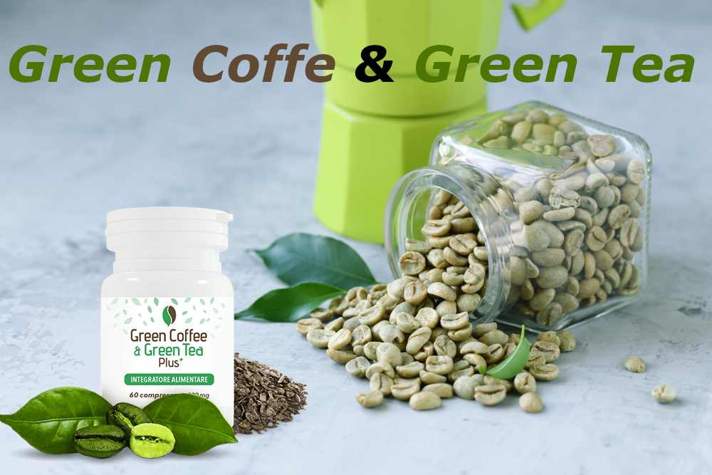 green coffe e green tea recensione completa