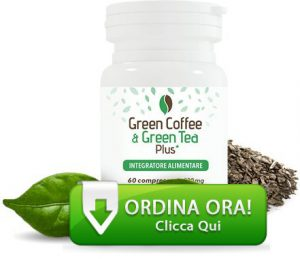 prezzo green coffe e green tea