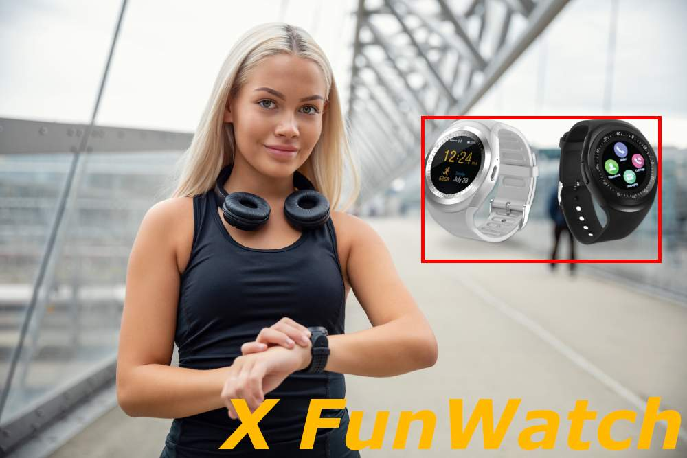 x funwatch recensione completa