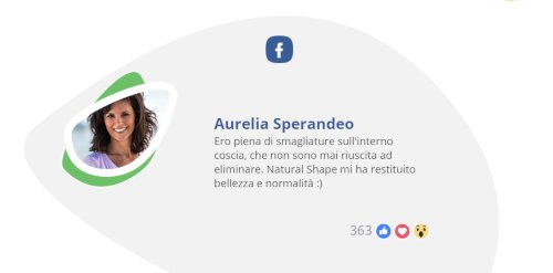natural shape opinioni e testimonianze