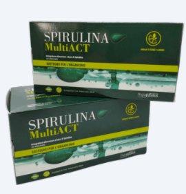 Spirulina MultiACT